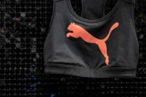 Sportrtikel: Lieferketten und Frachtkosten bereiten Puma Sorgen