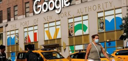Bei Google und Facebook gilt für alle Mitarbeiter im Büro Impfpflicht