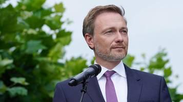 fdp-chef christian lindner im wahlkampf: eigentlich bin ich schon finanzminister