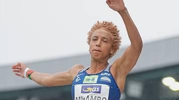 Olympische Spiele - Weitsprung-Weltmeisterin Mihambo: Keine Zweifel an Können
