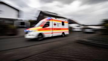 Streit nach Unfall endet im Krankenhaus