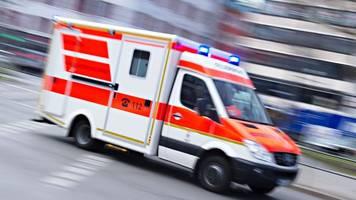 Zwei Verletzte nach Auffahrunfall bei Michelfeld