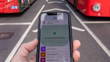 Wales und England: Corona-Warn-App schickt Hunderttausende in Quarantäne