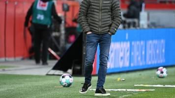 Ex-Leverkusen-Coach: DFB zeichnet Trainer Peter Bosz mit Fair-Play-Medaille aus