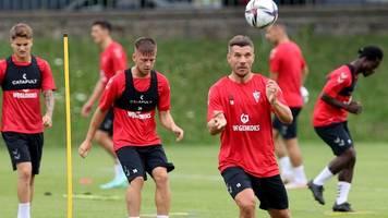 Kult-Kicker - Podolski vor Zabrze-Debüt: Ich kann nichts versprechen