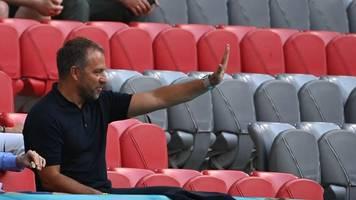 Nationalmannschaft - Flick legt los: Vorstellung vor Ligastart - DFB würdigt Löw