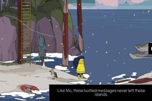 Minute of Islands ist ein emotionales Comicbuch-Abenteuer