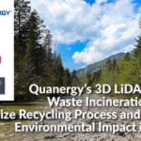 das 3d-lidar von quanergy hilft müllverbrennungsanlage in china, den recyclingprozess zu optimieren und die umweltbelastung zu reduzieren