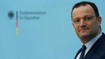 Debatte um Inzidenz: Spahn widerspricht RKI-Chef Wieler