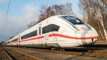 Deutsche Bahn: Wieder mehr Zugreisende