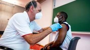 schäuble will mehr freiheiten für geimpfte