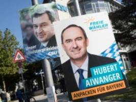 Politik in Bayern: Wo liegt Söders Schmerzgrenze?