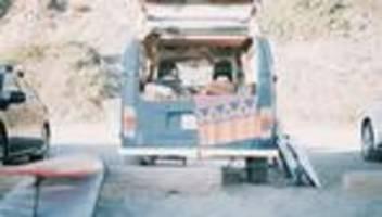Elektro-Campingbus: Die Ladesäule als Lagerfeuer