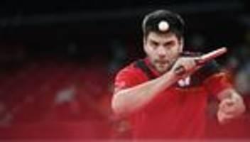 olympia 2021: dimitrij ovtcharov holt bronzemedaille im tischtennis