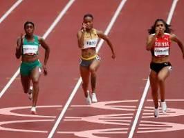 Das bringt der Olympia-Samstag: Deutsche Sprinterinnen im 100-Meter-Finale?