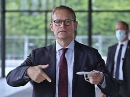 Michael Müller bei Lanz: Impfwille bei Studierenden sehr verhalten