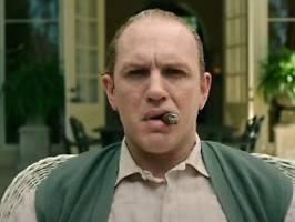 Tom Hardy als Al Capone: Als ob man dem Tod bei der Arbeit zusieht