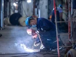 unter den erwartungen: wirtschaft wächst im frühjahr um 1,5 prozent