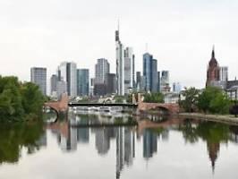 Stresstest in Europa: Deutsche Banken schlechter als Durchschnitt