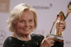 Geburtstag: Ruth Maria Kubitschek wird 90 - Bundespräsident gratuliert