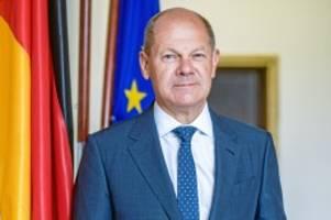"""SPD-Kanzlerkandidat: Scholz: """"Die Stimmung dreht sich. Das wird eine Kanzlerwahl"""""""
