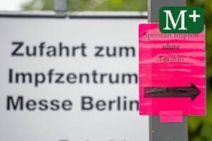corona: berlin wartet auf die große impfkampagne