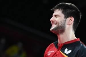 Olympia 2021: Olympia-Bronze: Dimitrij Ovtcharov schreibt Geschichte