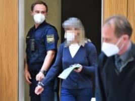 terrorprozess in münchen: sechs jahre haft für fränkische heilpraktikerin