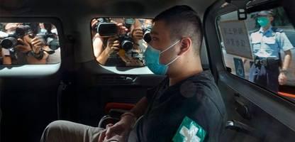Hongkong und das »Sicherheitsgesetz«: Neun Jahre Haft für eine Motorradfahrt