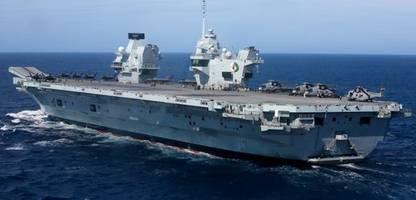 südchinesisches meer: china droht britischer marine wegen durchfahrt mit »gegenmaßnahmen«