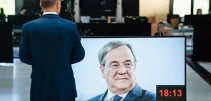 Bundestagswahl - mögliche CDU/CSU-SPD-FDP-Koalition: Das schwarz-rot-gelbe Phantom
