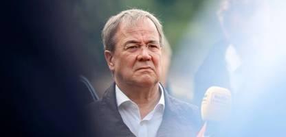 CDU: Armin Laschet gibt Plagiat zu - Ändert er jetzt seine Wahlkampfstrategie?