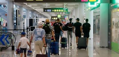 Coronavirus: Testpflicht für ungeimpfte Reiserückkehrer beschlossen