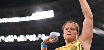 Olympia 2021: Christina Schwanitz scheitert früh im Kugelstoßen
