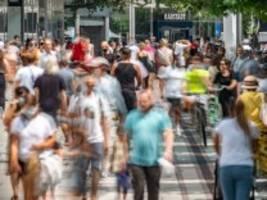 Konjunktur: Deutsche Wirtschaft wächst wieder stark