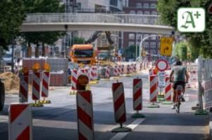 Verkehr in Hamburg: Achtung Autofahrer! Staus rund um den Dammtorbahnhof