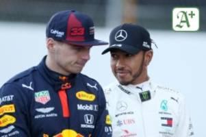 Formel 1: Das Duell Hamilton gegen Verstappen erinnert an Schumacher-Zeiten