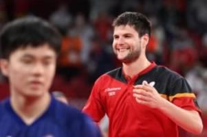 olympia: zweite einzel-medaille: ovtcharov holt tischtennis-bronze