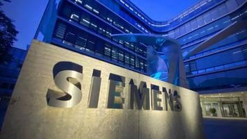 """Siemens: Busch: Müssen zum Erreichen der Klimaziele """"definitiv nacharbeiten"""""""
