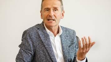 diess: neue vw-betriebsratschefin kann kulturwandel stärken