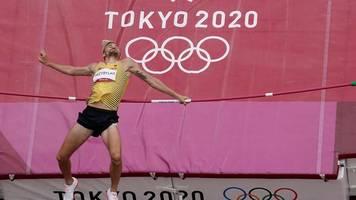 Olympia: Leichtathletik startet - Aus für Hochspringer Przybylko