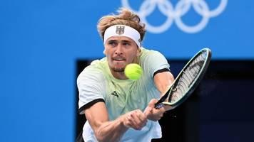 Sommerspiele in Tokio: Zverev nach Sieg über Djokovic im Olympia-Finale