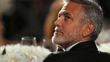 George Clooney unterstützt nach Überflutungen am Comer See