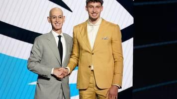 Basketball-Talent - NBA-Draft: Wagner von Orlando Magic als Achter ausgewählt