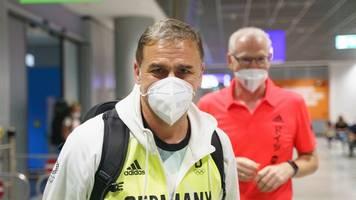 DFB-Auswahl: Kuntz bringt Olympia-Abstellungspflicht ins Gespräch