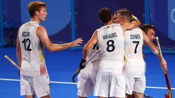 Olympia 2021 im Blog   Deutsche Hockey-Herren schlagen Niederlande