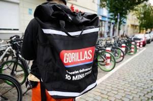 Schnell vor Ort, schnell expandiert: Was steckt hinter dem Lieferservice Gorillas?