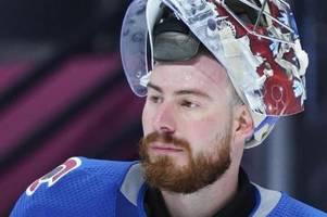 eishockey-torwart grubauer nach wechsel: verrückte erfahrung