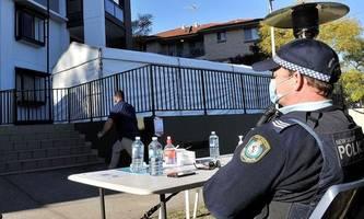 sydney verschärft lockdown-regeln