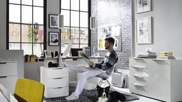 Neuer Wohntrend - Zu Hause arbeiten, im Büro wohnen: Wie Corona die Immobilienwelt umdrehen könnte